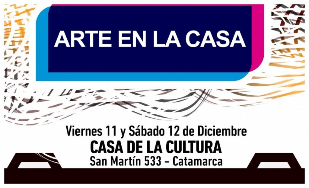 Está abierta la convocatoria para participar de la Primera Feria ARTE EN LA CASA