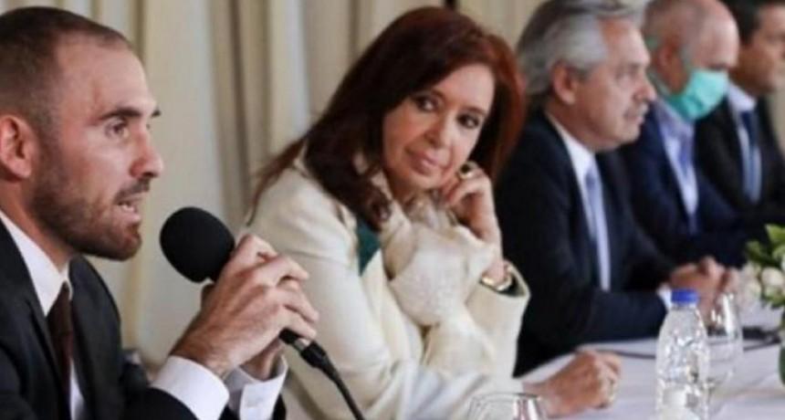 Cristina Kirchner se reunió en secreto con Martín Guzmán: su malestar por el rumbo económico