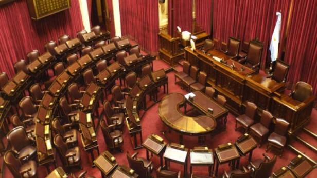 Hoy juran los senadores nacionales electos