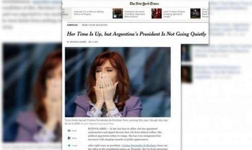 The NY Times titula: