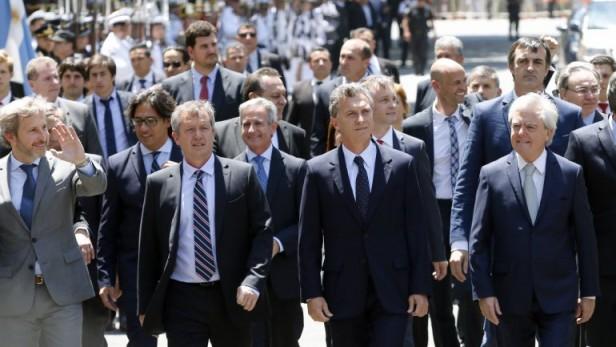 Mauricio recibe a los 24 gobernadores en Olivos