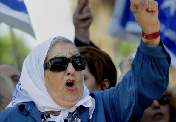 Abrieron una causa contra Hebe de Bonafini por proponer resistir al Gobierno de Macri