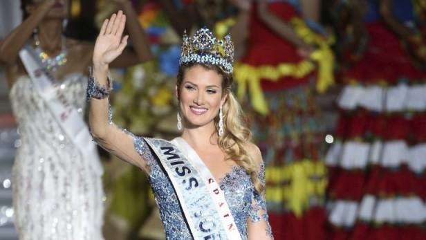 Mireia Lalaguna, la catalana Miss Mundo 2015
