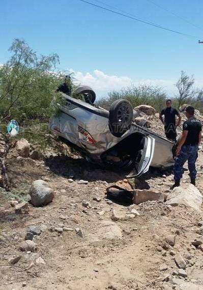 Grave accidente vial en Pomán
