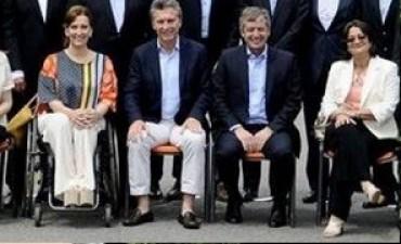 La Gobernadora catamarqueña asistió a la reunión con el Presidente