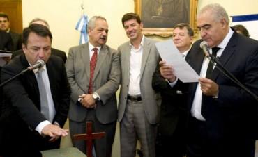 Octavio Gutiérrez tomó juramento,a nuevos funcionarios del Poder Ejecutivo