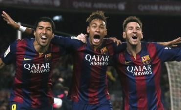 Messi será titular: en España aseguran que el Barcelona jugará con el tridente ante River