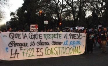 La Suprema Corte de Mendoza dictaminó que la ley antiminera es constitucional
