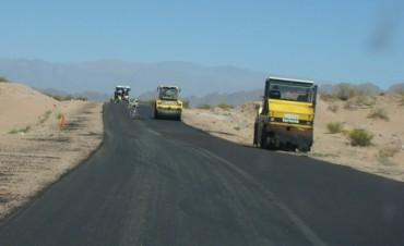 Tránsito con precaución entre Fiambalá y límite con Chile