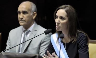 Vidal le respondió a Aníbal Fernández: