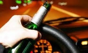 Aumentan las multas por conducir alcoholizado en Capital