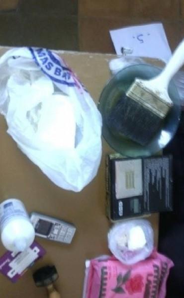 Detienen a un empleado de vialidad provincial que vendía droga en su trabajo