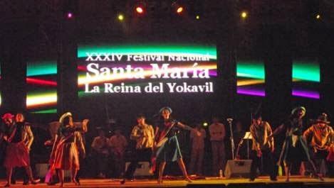 39°  Fiesta del Yokavil desde el 2 al 5 de febrero del 2017