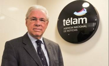 Allanaron Télam por grave denuncia contra el director que designó Lombardi