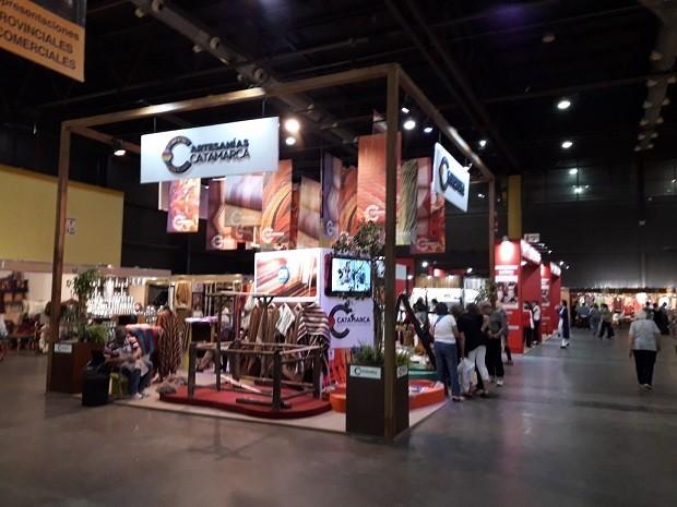 Catamarca en la Feria Internacional de Artesanías