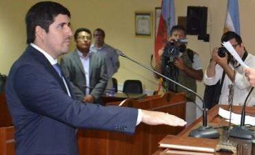 Maximiliano Rivera heredó la banca de diputado de su padre Marcelo
