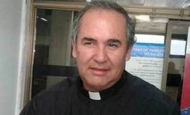 Falleció el Padre Raúl Contreras