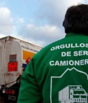 Camioneros se declaró en estado de asamblea