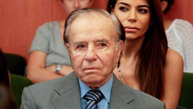 La UFI pidió cuatro años de cárcel para Menem