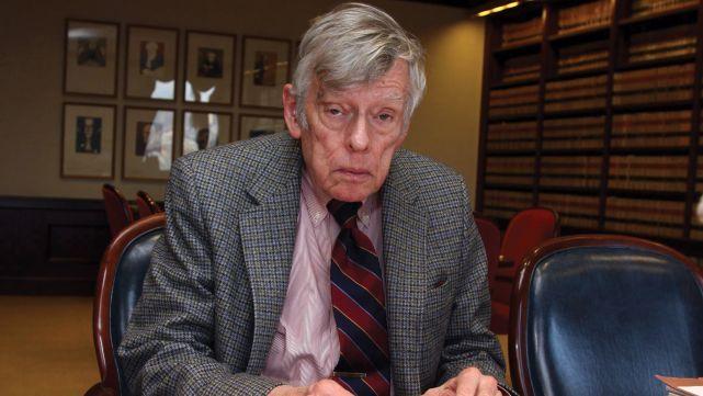 Murió el juez Thomas Griesa