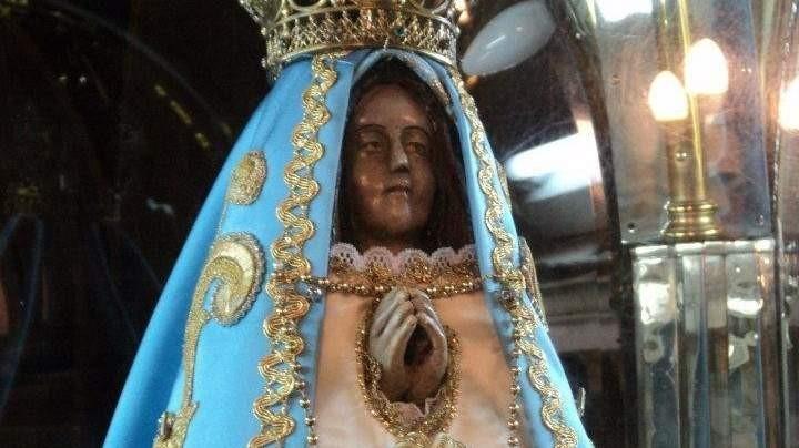 Los milagros que fueron obrados por intercesión de Nuestra Señora del Valle