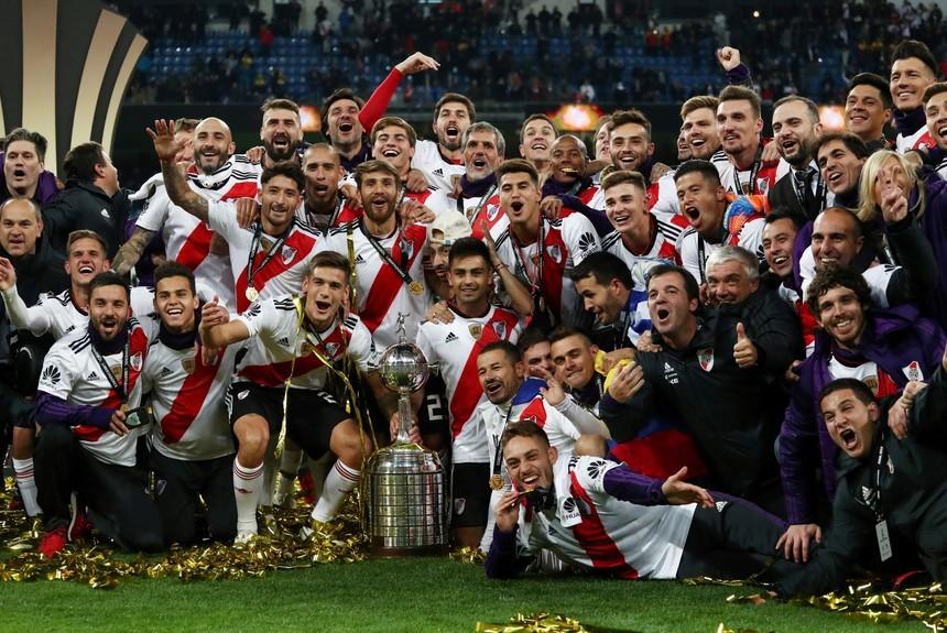 River le ganó a Boca en Madrid y se quedó con la cuarta Libertadores de su historia