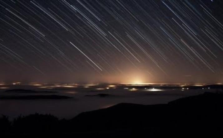 El esplendor de las lluvias de estrellas  para el jueves 13 y el viernes 14 de diciembre