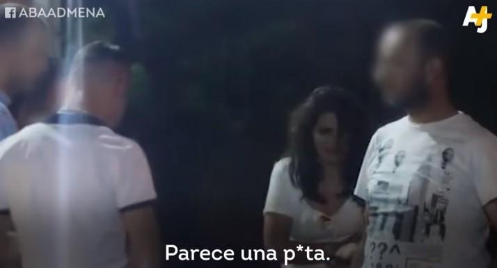 Campaña contra el abuso sexual en el Líbano: mirá el video.