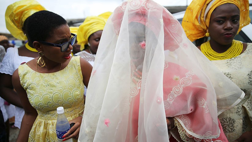 La boda de un hombre de 70 años y una chica de 15 años sacude la Red