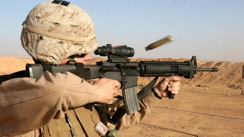 Mejor que cualquier arma en la Tierra: Nuevo rifle de EE.UU. dispara con la presión de un tanque
