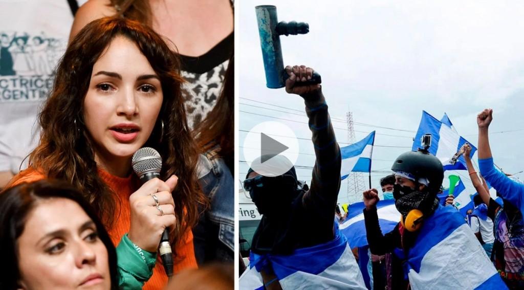 En medio de la crisis política, Nicaragua disolvió el Centro de Derechos Humanos que había asesorado a Thelma Fardin