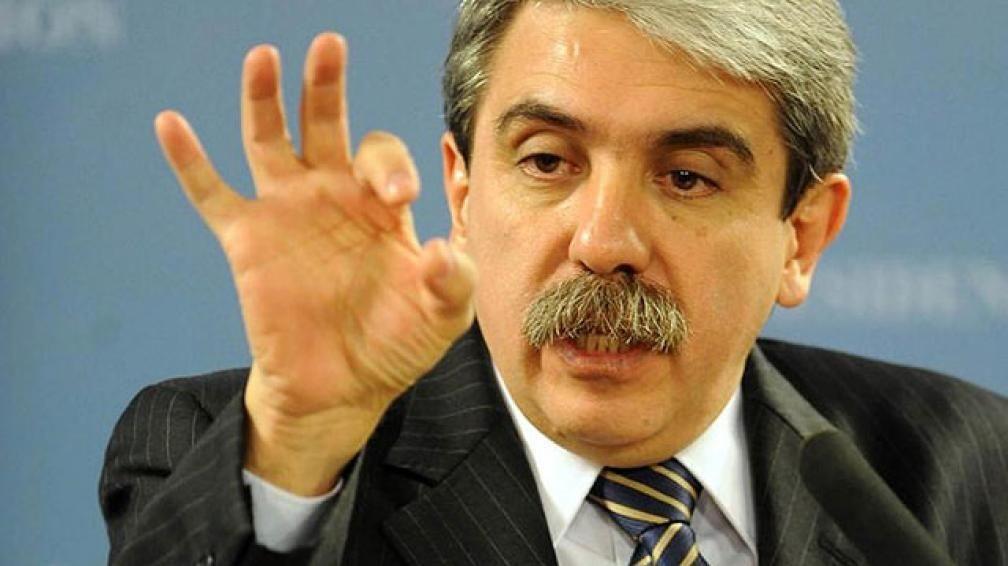 Aníbal Fernández: Voy a denunciar todas las porquerías que hace Macri