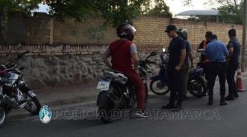 La Policía secuestró más de 1750 rodados en el Valle Central, en operativos