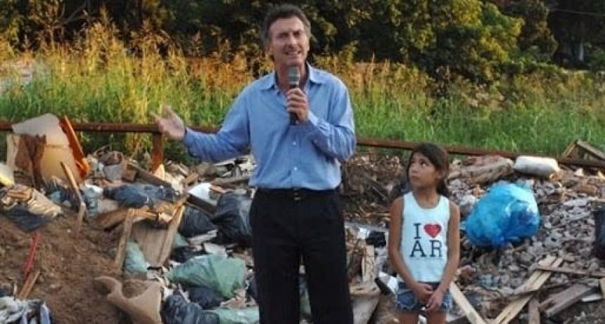 El 48% de los chicos  Argentinos viven en la pobreza, según Unicef