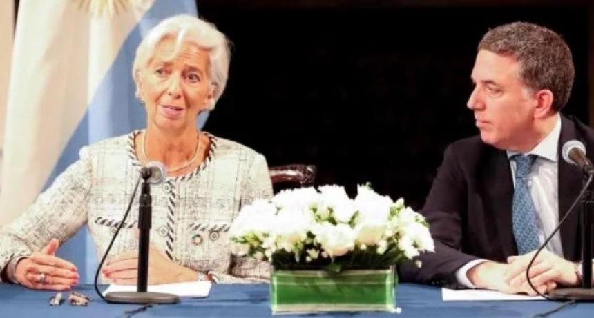 El FMI felicita a la Argentina por la baja de la tasa de interés y dice que la política del BCRA está
