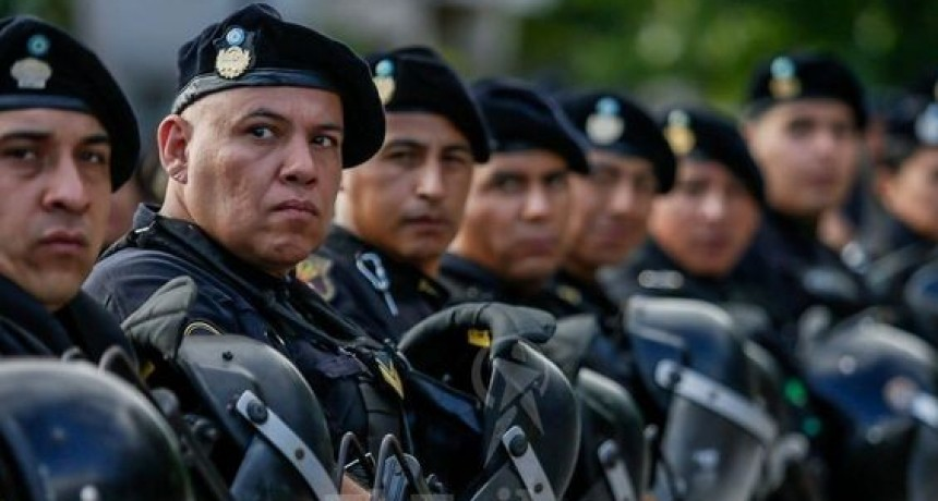 En Salta no permitirán a policías disparar sin aviso a sospechosos en fuga