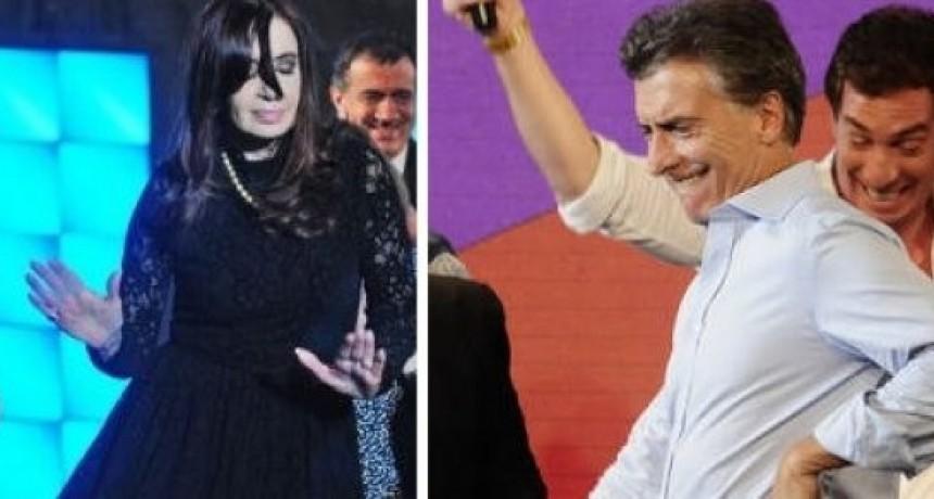 CFK: Voy a hacer lo que sea para Ganarle a Macri