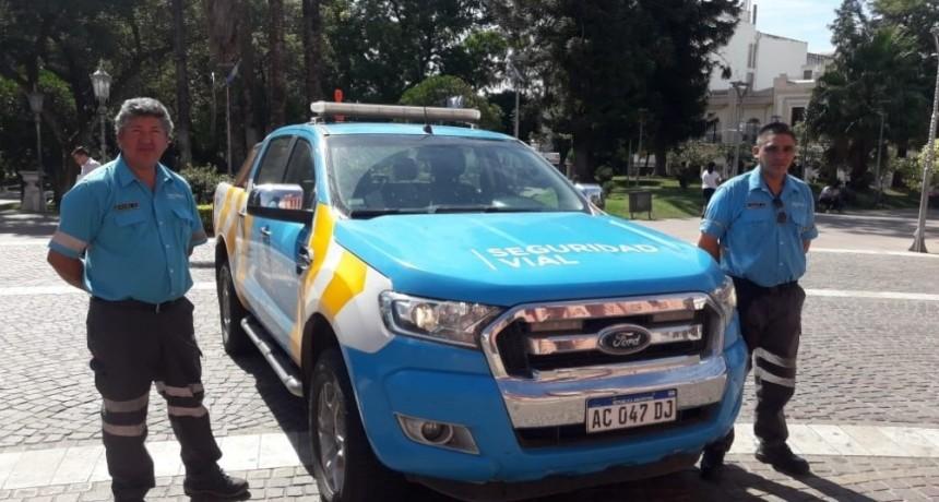 Móviles de la ANSV llegaron a Catamarca para patrullar durante el verano