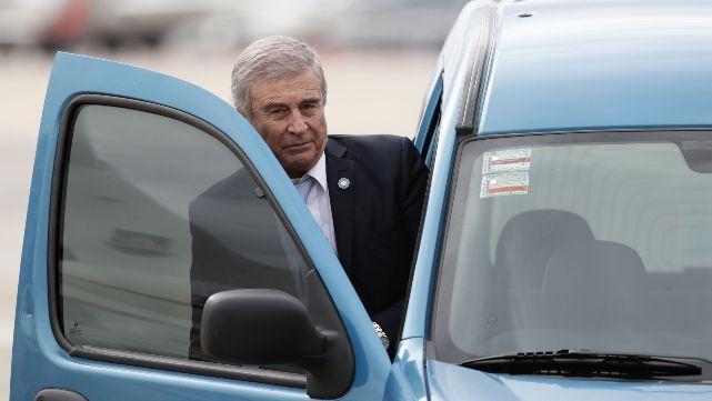 ARA San Juan: Aguad apuntó contra el ex Jefe de la Armada