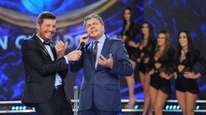 Tinelli se burló al aire de Mauricio Macri y sus votantes