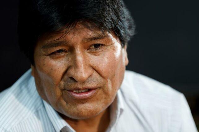 Evo Morales llegó al país y permanecerá en condición de asilado político