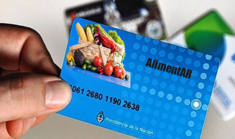 Cómo se podrá acceder a la tarjeta alimentaria
