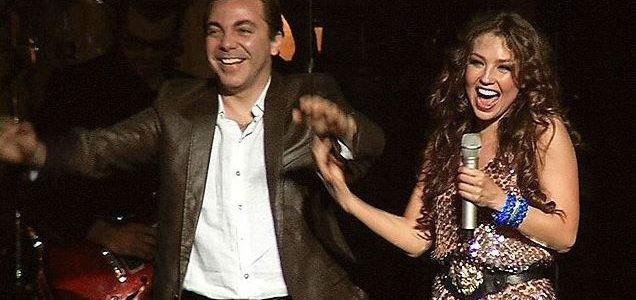 Cristian Castro revela que tuvo un romance con Thalía