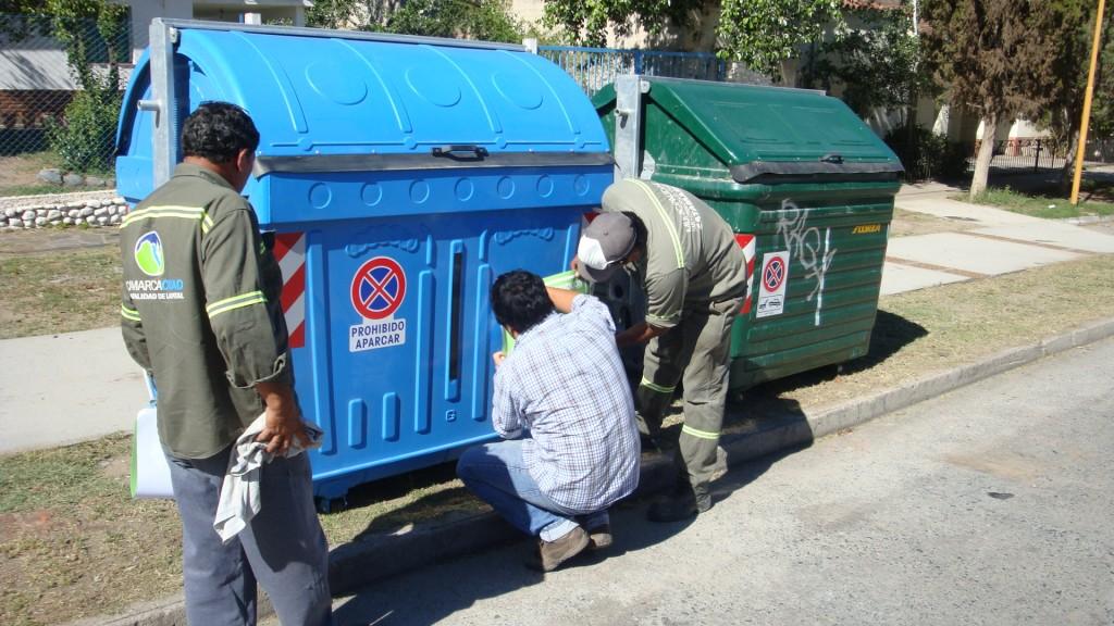 Sin recolección de residuos el primero de enero