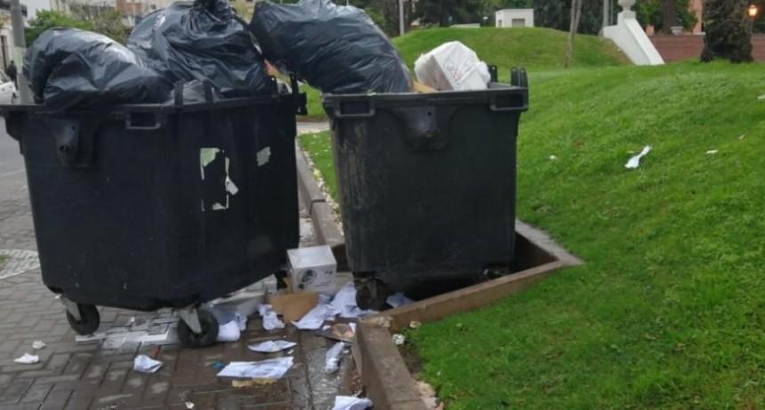 Recolección de basura: La Municipalidad SFVC, confirmó que Higiene Urbana trabaja normalmente