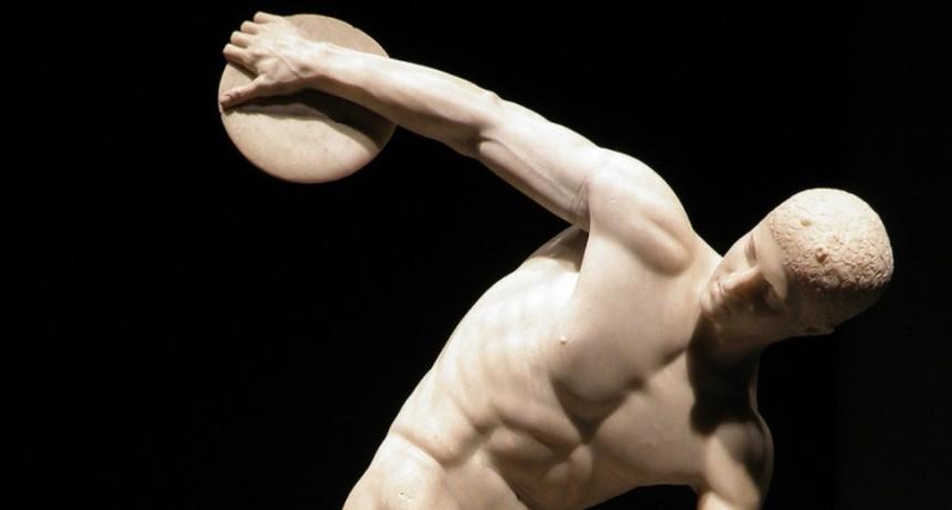 Descubre como eran las olimpiadas en la antigüedad