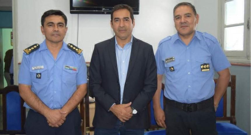 Nuevas autoridades en la cartera de Seguridad y la cúpula policial