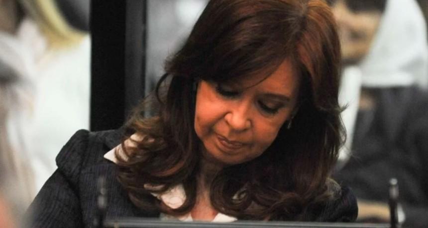 Cristina irá a juicio oral por los cuadernos