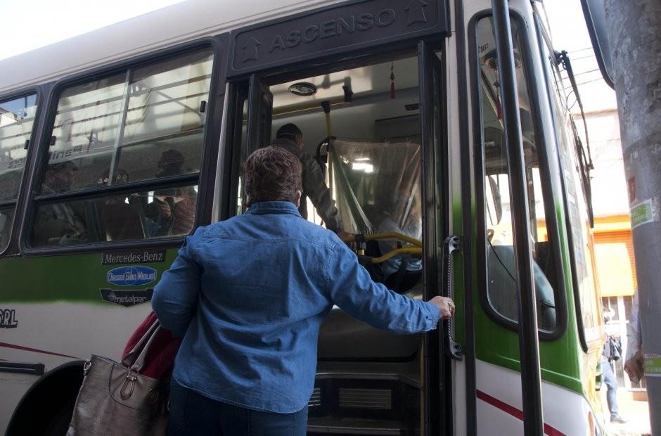 El Gobierno confirmó que habrá aumentos en las tarifas del transporte en el inicio de 2021