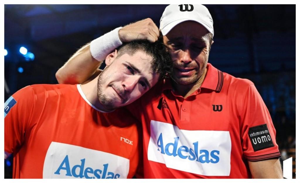 Tapia se quedó con la final en Menorca y es el campeón más joven de la historia